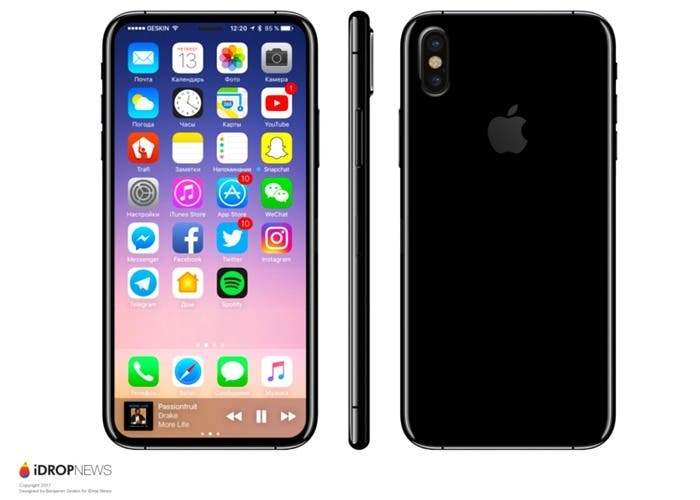 iPhone 8 tendrá que esperar hasta 2018
