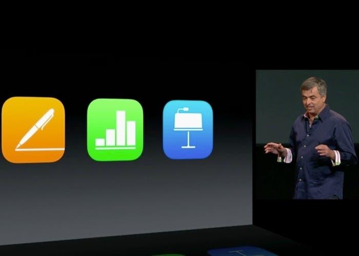 iWork, iLife, iMovie y GarageBand gratuitas para tu iPhone o Mac