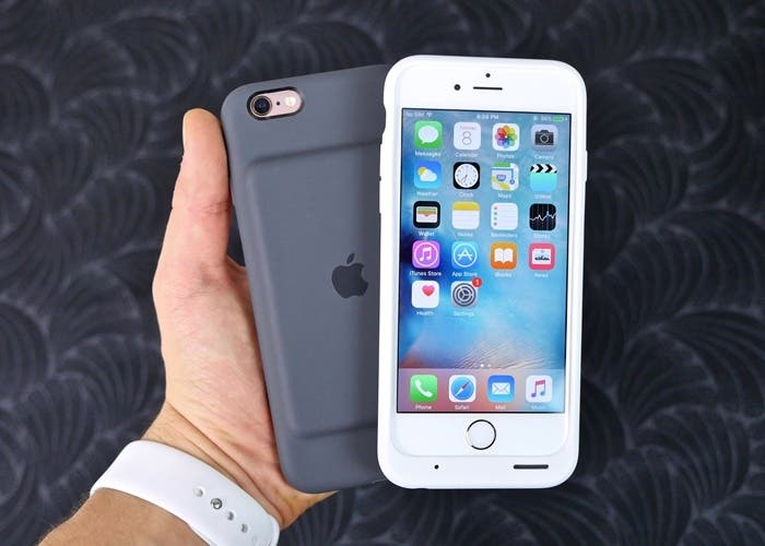 smart battery case iPhone