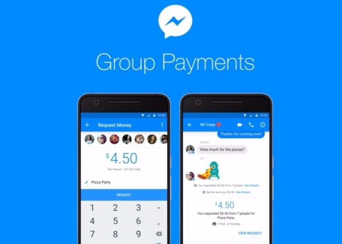 group payments facebook