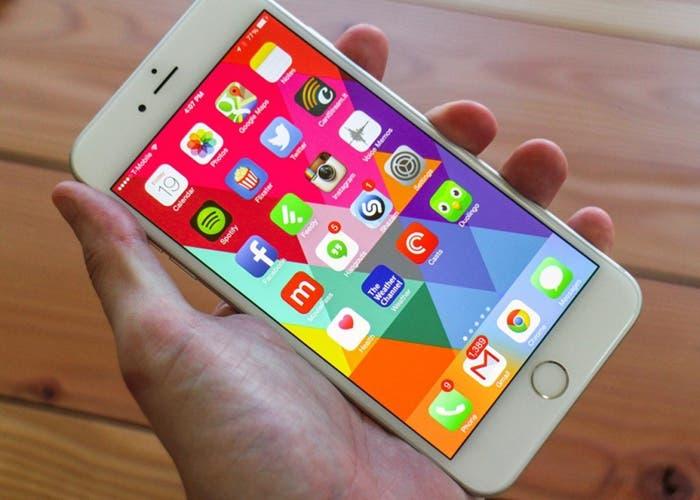 Alta tasa de fidelidad al iPhone 2017