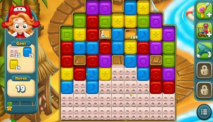 juego toy blast iphone