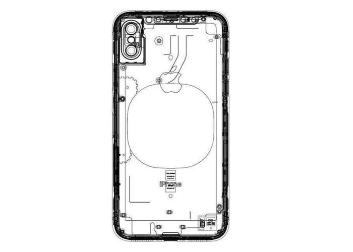 carga inalámbrica iphone 8 filtración