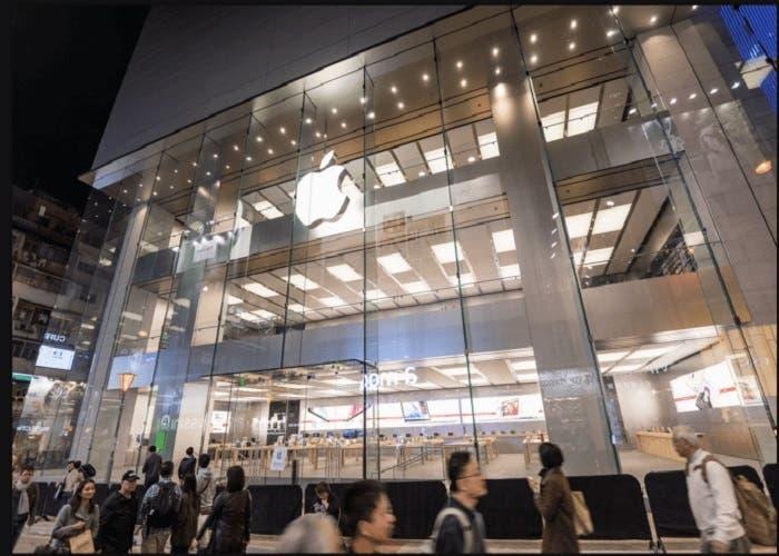 Apple Edificio