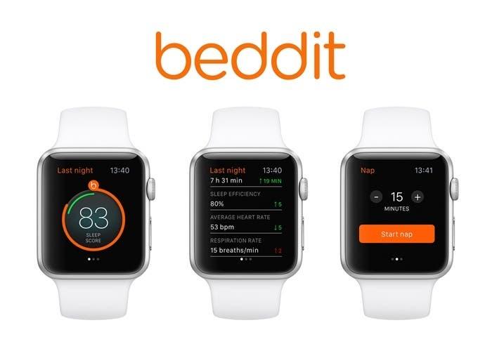 AppleWatch Beddit