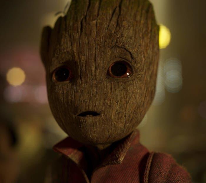 Nos encanta Baby Groot, y estos son sus mejores fondos de pantalla
