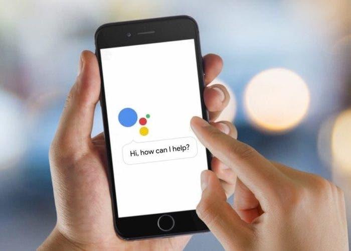 Google Assistant estará disponible en iOS