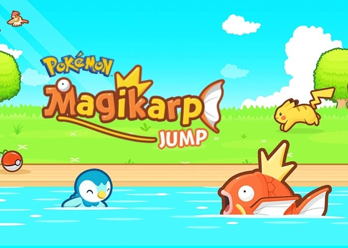 juego magikarp jump iphone