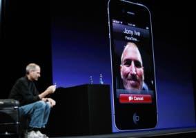 Steve Jobs FaceTime