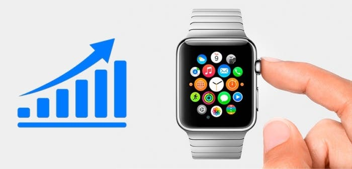 Ventas apple watch