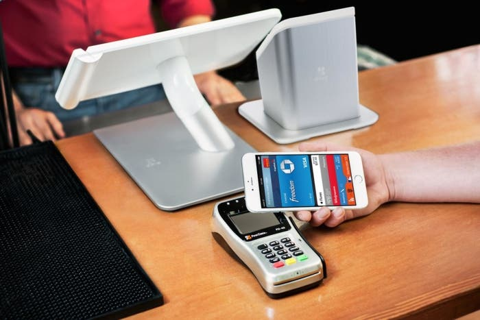 apple pay aplicación wallet