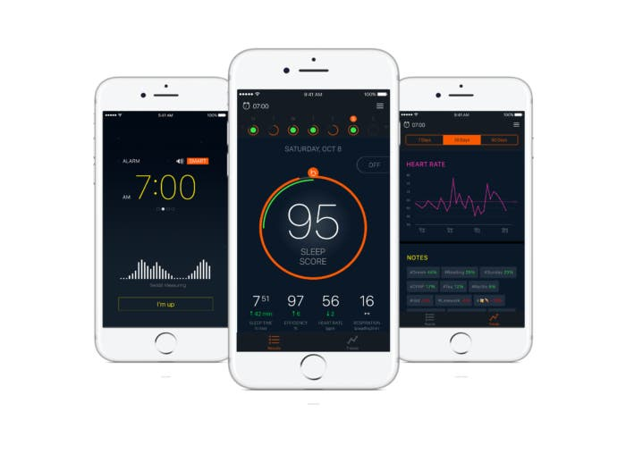 beddit iphone app