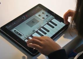 iPad Pro y clases de música