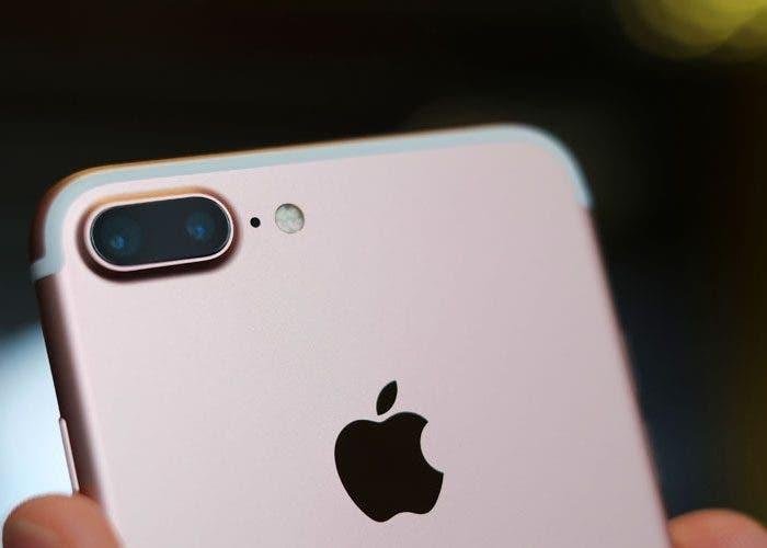 iPhone cámara