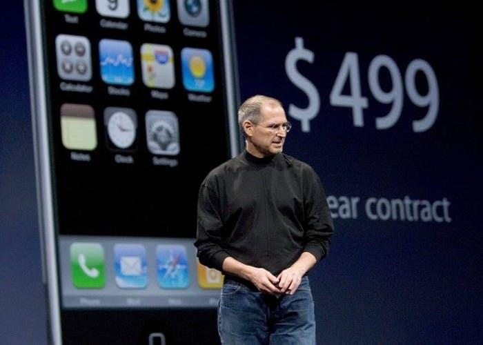 Presentación 2007 iPhone