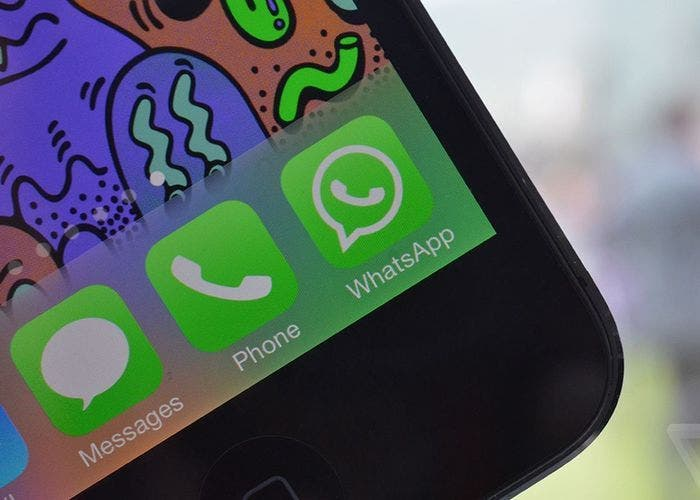 Actualizaciones de WhatsApp para iOS