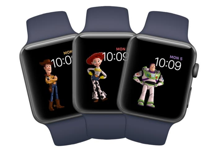 watch face Toy Story