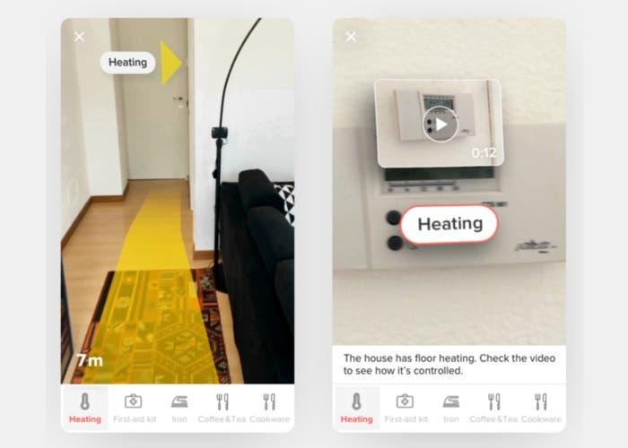 Desarrolladores prueban las aplicaciones de la Realidad Aumentada para servicios de hospedaje