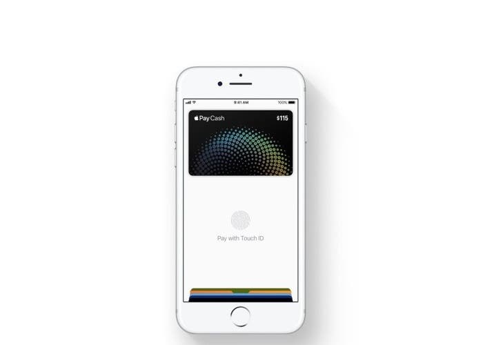 Apple Pay Cash