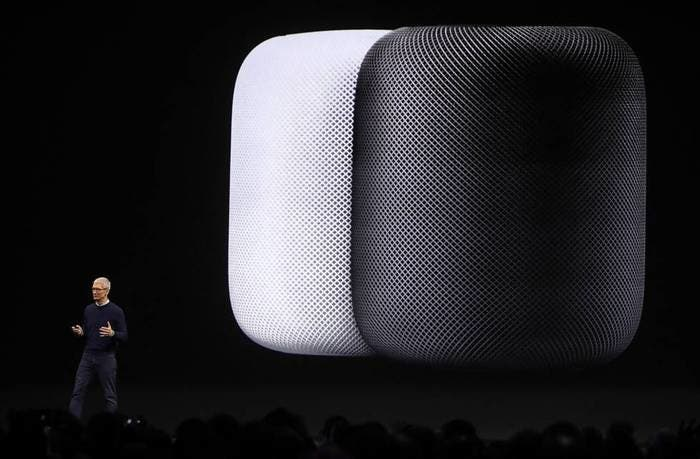 The HomePod will be available from 2018 in Spain