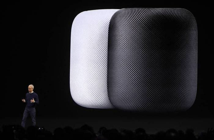 The HomePod will be available in 2018 in Spain