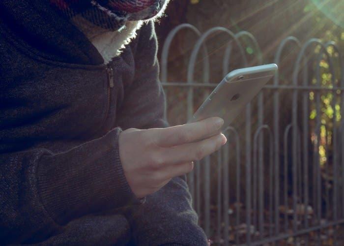 Llamando iPhone