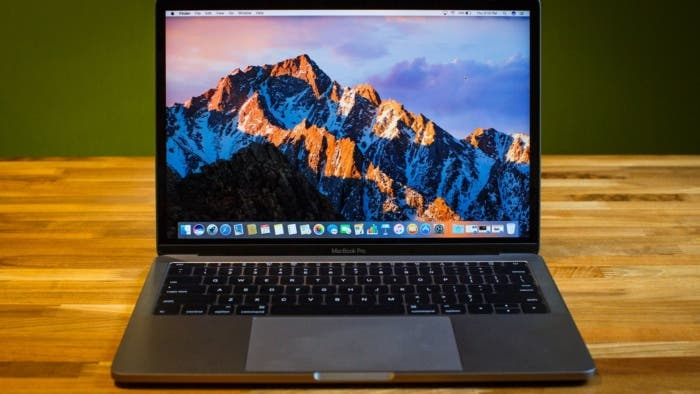 MacBook Pro macOS High Sierra