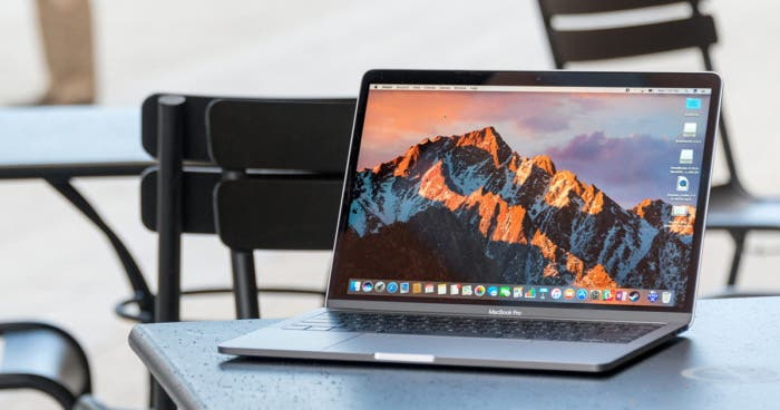 MacBook Pro oficina