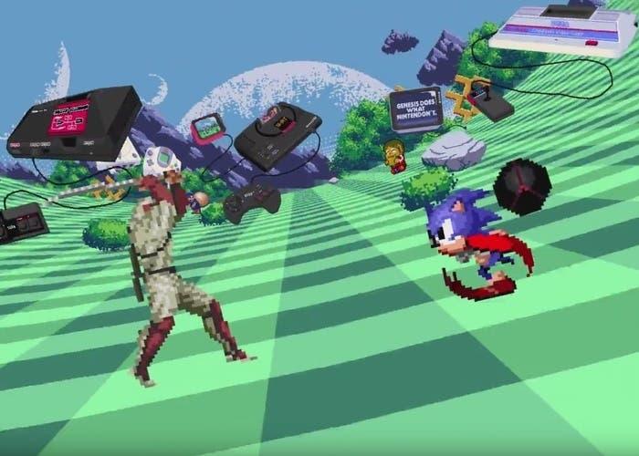 Sega Forever contará con cinco juegos disponibles para iOS y Android