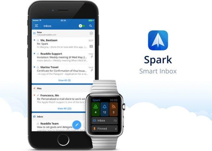 Spark iOS