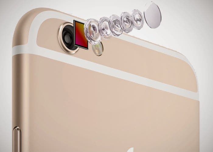 Cámara iPhone 6