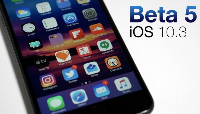 iOS 10.3.3 beta 5