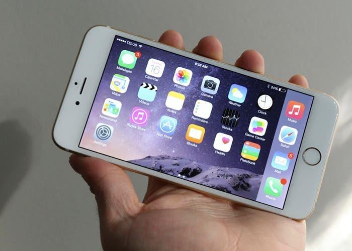 iPhone seis Plus