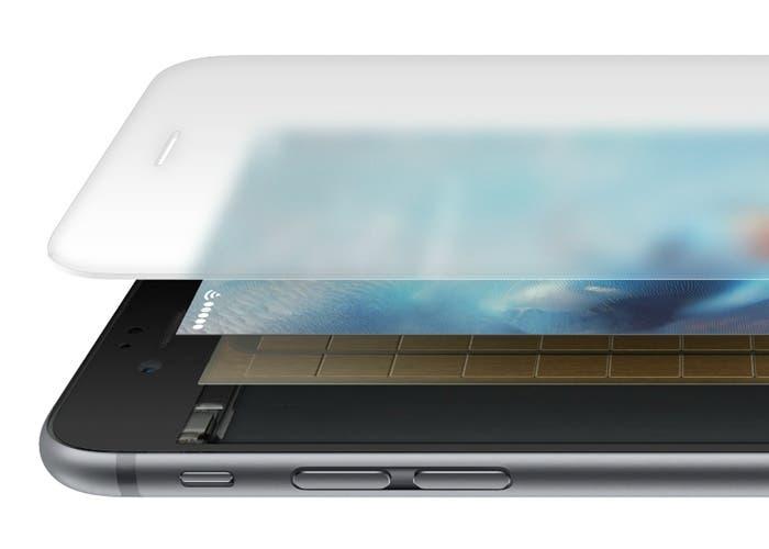iPhone 8 OLED pantalla