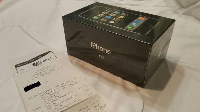 iPhone primera generació en oferta