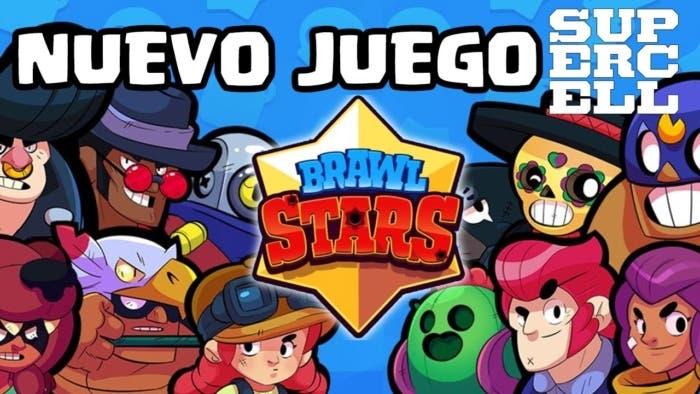 brawl stars nuevo juego supercell
