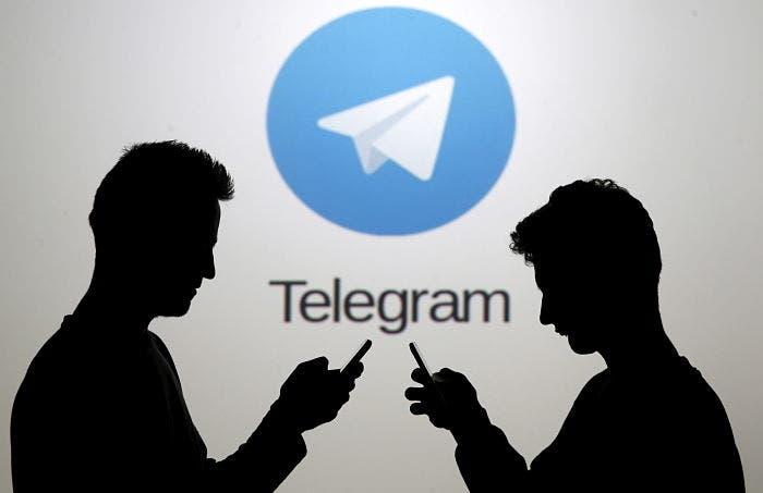 Mensajeando con Telegram