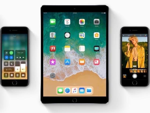 Arrastrar y soltar será una función de iOS 11 para iPad
