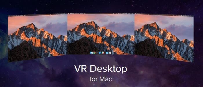 realidad virtual en mac