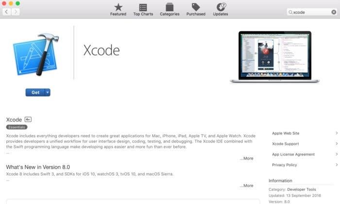 xcode ios 11