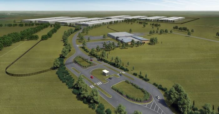 apple data center denmark