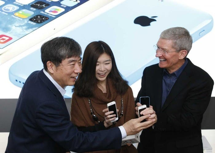 Apple china