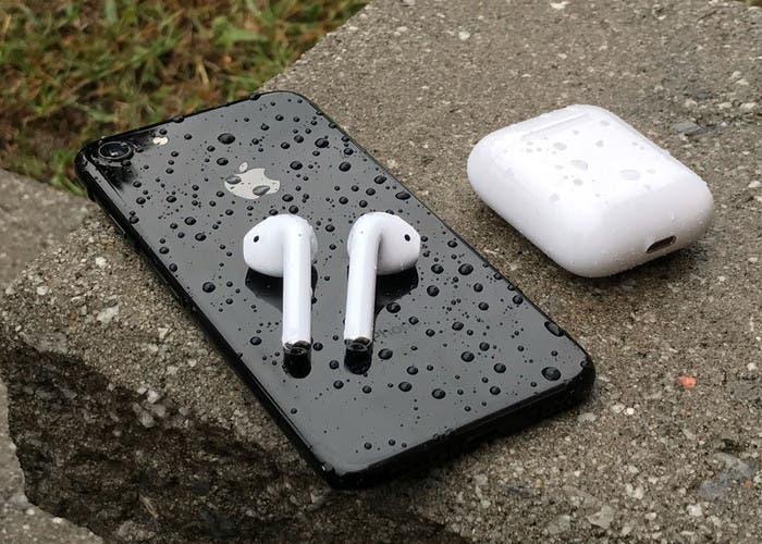 iphone x con airpods comprar