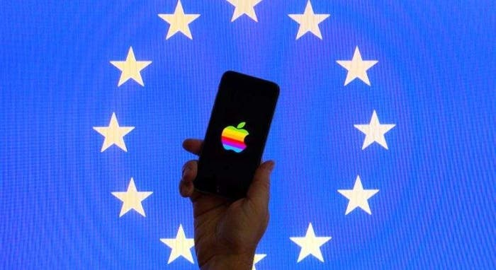 apple Unión Europea