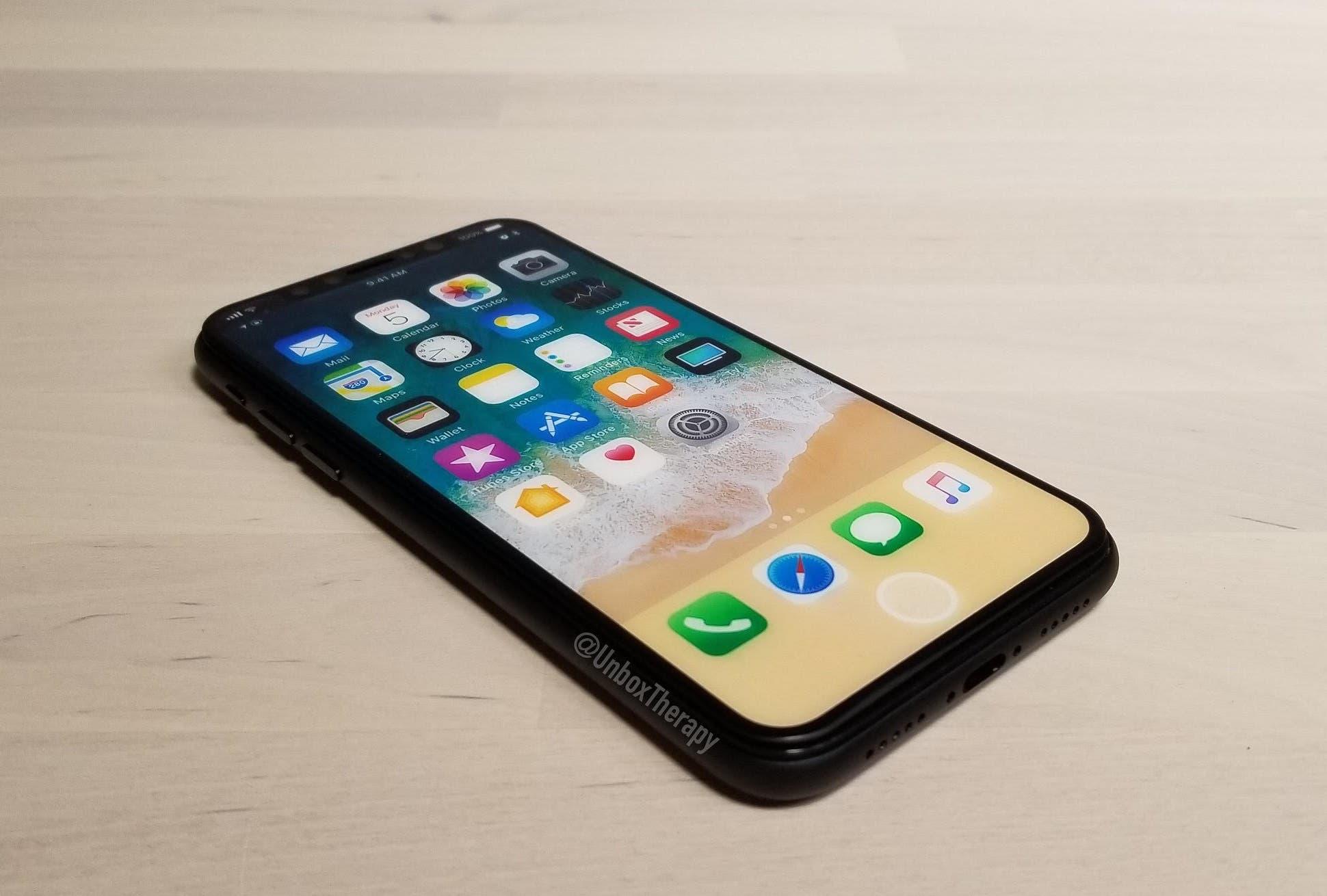 maqueta iphone 8