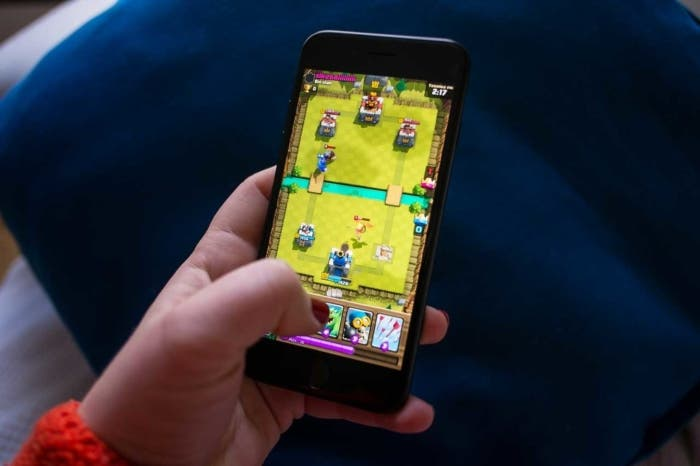 clash royale en iphone
