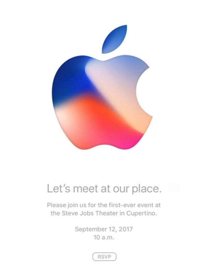 iphone 8 keynote