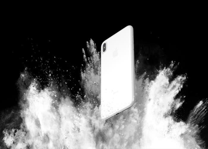Publicidad iPhone 8