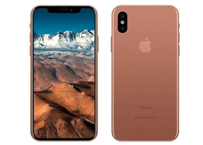 iPhone Blush Gold