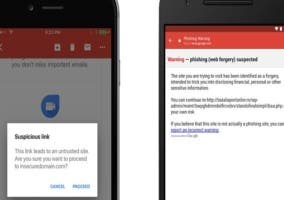 gmail correo sospechoso